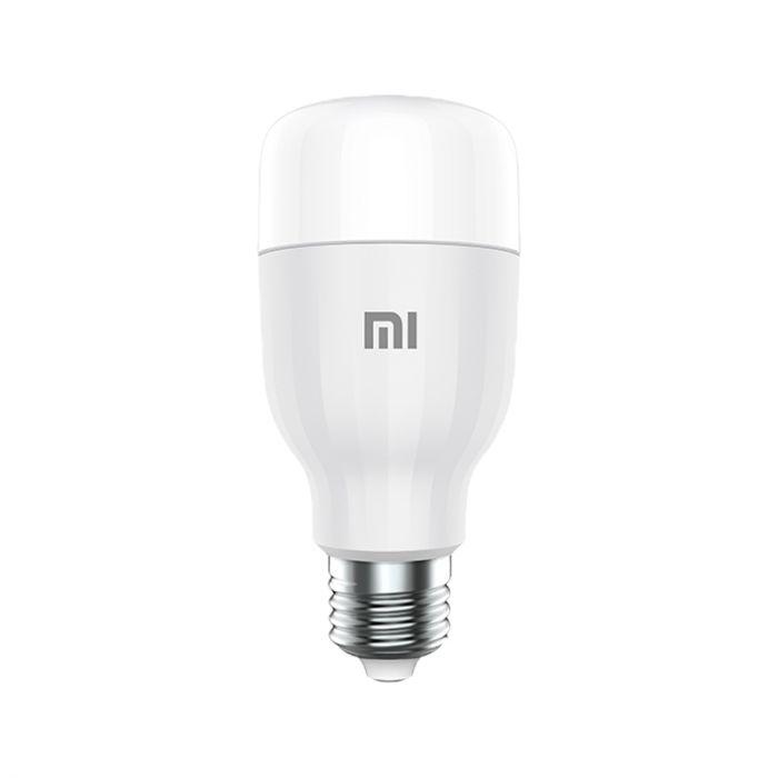 Żarówka Mi LED Smart Bulb o standardowym gwincie E27 to świetne rozwiązanie, żeby zamienić domowe oświetlenie w pełni sterowanie inteligentne oświetlenie